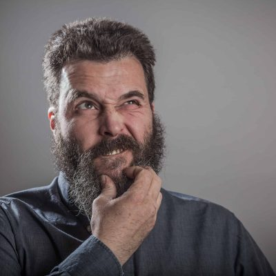 Dry Skin Under Beard and Mustache? Here's How to Deal With It