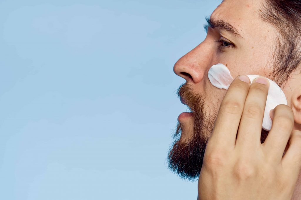 beard care for sensitive skin