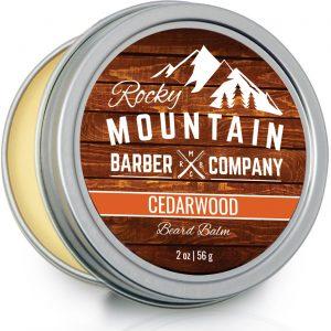 cedarwood beard balm